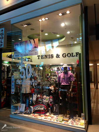 Tenis  Golf Mall Sport